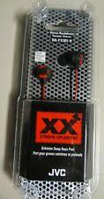JVC-XX HA-FX101-R Headphones / XTREME XPLOSIVES