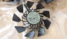 95mm ASUS GTX780 TI R9 280X 290 290X Single Fan Replacement T129215SU 4Pin