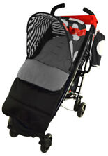 Laine//bleu foncé universel manchon de pieds Compatible Avec Mothercare NANU landau//Buggy
