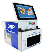 NEW DNP SL620A All-In-One SNAPLAB+ Printing System with USA warranty