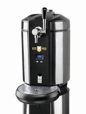 Bier Maxx Bierzapfanlage Zapfanlage 5 Liter mit Kühlsystem inkl. 3 CO2-Kapseln