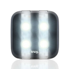 Knog Blinder GT LED Rechargeable Front Light Black | Road Bike MTB Cycle Fixie
