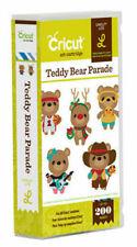 Cricut Cartridge TEDDY BEAR PARADE Brand New in Sealed Pkg  HTF