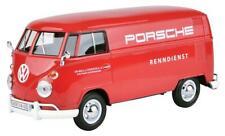 Motormax Volkswagen Type 2 T1 Delivery Pickup Red 1/24 79557