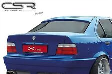 REAR ROOF SPOILER FOR BMW E36 3 SERIES SALOON  NICE GIFT