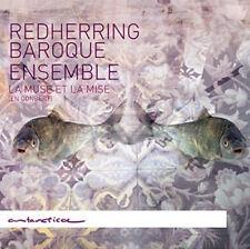 Francois Couperin : Redherring Baroque Ensemble: La Muse Et La Mise En Concert