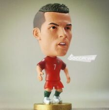 "Soccer Doll Portugal team 7# C.RONALDO 2.5"" Action Figurine 2016 Style"