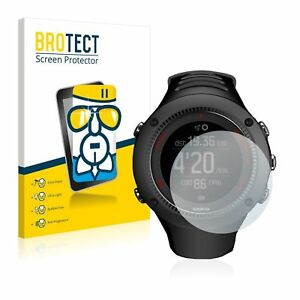 Suunto Ambit3 Run Black,   BROTECT® AirGlass® Premium Glass Screen Protector
