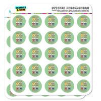 Sesame Street Vintage Comic Panels Planner Calendar Scrapbooking Stickers