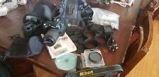 Nikon D90 DSLR Camera BUNDLE + NIKKOR 18-135mm Lens + Extras