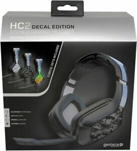 Sony PS5 HC-2 Wired Stereo Gaming Headset Mic Headphones PlayStation 4 5 Camo