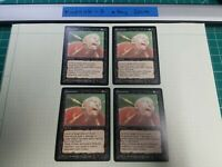 4x Inquisition | The Dark | MTG Magic The Gathering Cards