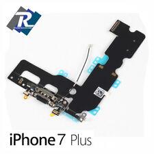 Flex Flat Dock Connettore Ricarica Microfono Dati Antenna iPhone 7 plus Nero