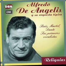Alfredo de Angelis - Ruiz/Martel/Dante Sus Primeros Vocalistas [New CD] Argentin