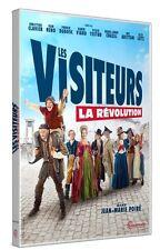 DVD *** LES VISITEURS - LA REVOLUTION *** Jean Reno ...  ( neuf sous blister)