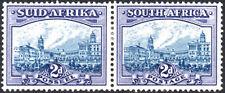 South Africa 1933-48 2d blue & violet, SG.58, mint, cat.£75