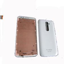 Fascia Housing Back Battery Cover Bezel Frame For LG Optimus G2 D801 D802 White