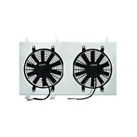 Mishimoto Alloy Radiator Fan Shroud Kit - fits Toyota Supra MA70 - 1986 - 1992