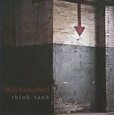 WILL CAMPBELL - THINK TANK NEW CD