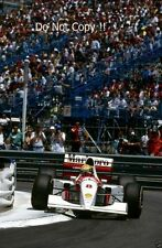 Ayrton Senna McLaren MP4/8 Winner Monaco Grand Prix 1993 Photograph 2