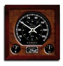 Jaguar XJS speedometer wall clock perfect gift Handmade
