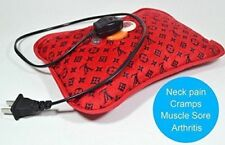 Electric Rechargeable Gel Heating Heat Pad For Full Body Pain Relief FasT PosT !