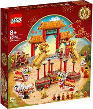 LEGO® 80104 Löwentanz NEU OVP_ Lion Dance NEW MISB NRFB