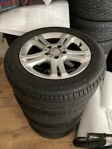 "Mercedes W211 E- Class Alloy Wheels 16"""