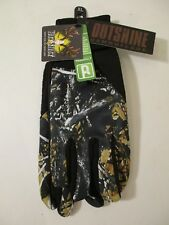 Men's XL Realtree Capacitive Pro Text Touch Phone Camo Sports Hunting Gloves