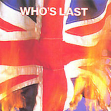 THE WHO - WHO'S LAST NEW CD