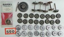 More details for #590 vintage hornby + other cast metal o gauge wheels, some new replacements