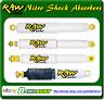 Raw 4x4 Nitro Rear Shock Absorbers fits Nissan Navara D40