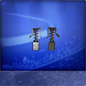 Escobillas de Carbón Carbon de Motor para Bosch Gsb 18 VE-2, Gsb 14,4 VE-2