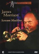 James Morrison - Scream Machine - Live At The Basement (DVD, 2002)