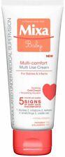 Mixa Baby Face&Body Cream Surgras Moisturiser Sensitive Skin Cold Cream 100ml