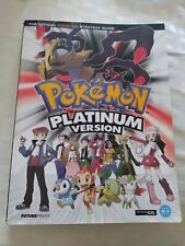 Pokémon Platinum Strategy Guide Book Futurepress