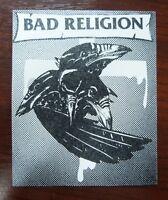 Bad Religion - VIP / Backstage Pass - unbenutzt -