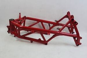 Ducati 1098 08 1198 848 Main Frame Chassis STRAIGHT SLVG 47011871BA