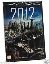 2012 DVD Región 2 Nuevo Sellado John Cusack WOODY HARRELSON DANNY GLOVER