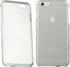 """100% CLEAR HARD CASE SEE-THRU TRANSPARENT SHELL COVER FOR APPLE iPHONE 6 (4.7"""")"""