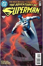 The Adventures Of Superman #549 Aug 1997 DC Comic.#71689D*9