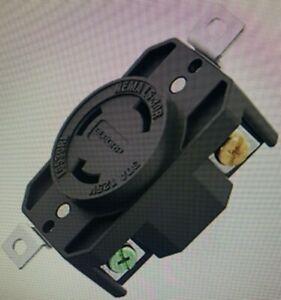 NEMA L5-30R 30A 125V Arrow Hart Twist Lock Receptacle AHL530R Cooper wiring dev.