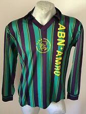 MAGLIA HOLLAND NEDERLAND AJAX AMSTERDAM REPLICA JERSEY FOOTBALL SHIRT AWAY 1993