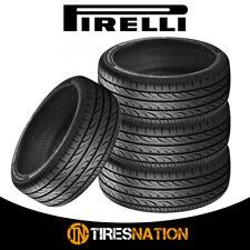 (4) New Pirelli PZero Nero GT 245/45ZR18 100Y XL Tires