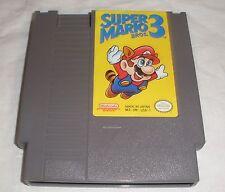 Nintendo NES Super Mario Bros 3 video game TESTED