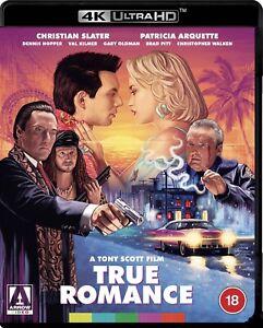 True Romance 4K Blu-ray LIMITED EDITION (ARROW VIDEO) (PRE-ORDER 10/18)