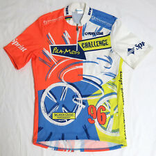 vtg Pearl Izumi PAN-MASS 1996 CYCLING Jersey MED 90s Sprint Boston Jimmy Fund M