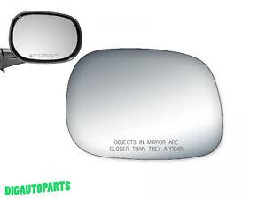 Mirror Glass for 2002-2008 Dodge Ram 1500 2500 3500 4500 Passenger Right Side RH