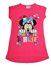 Girls Disney Minnie Mouse Nightdress/Nightgown Age 2 Years up to 8 Years