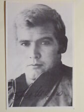 - ta-lee majors (EE. UU.), autografiada tarjeta 70ger años, original firmado